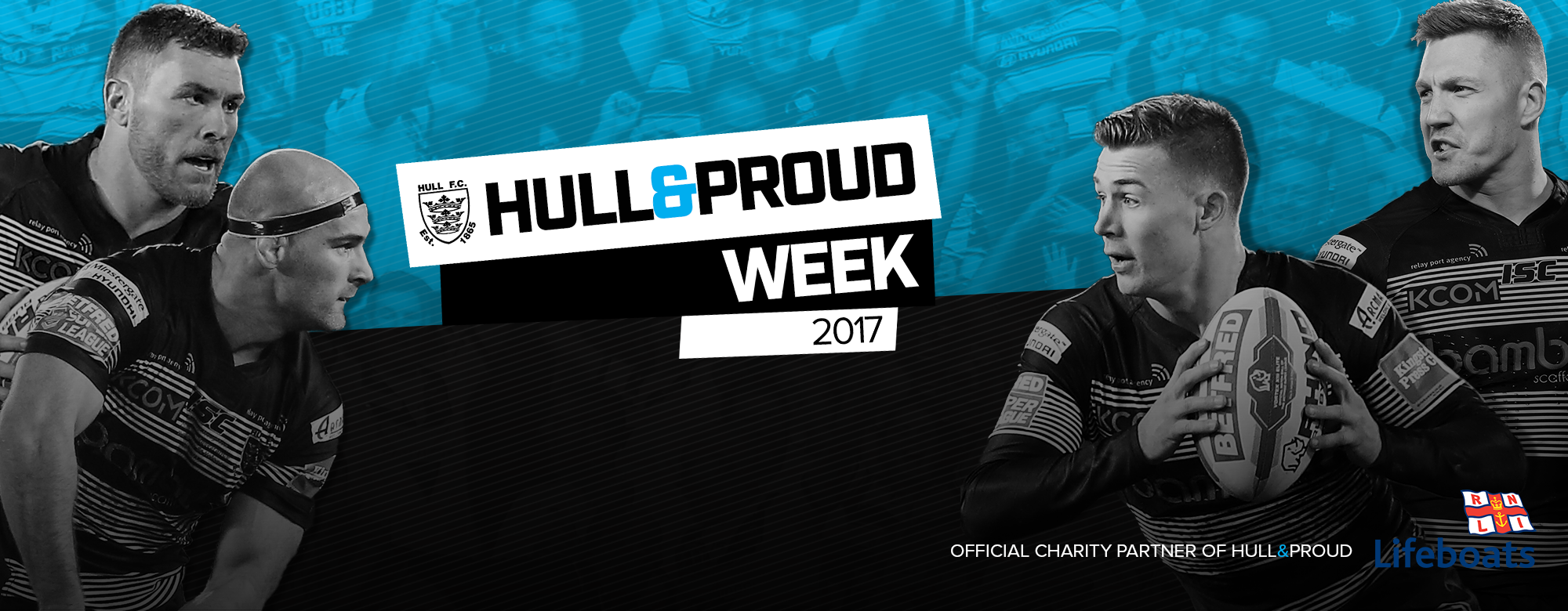 Hull FC Announce Hull&Proud Week 2017!