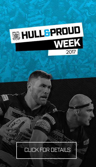 Hull and Proud Week