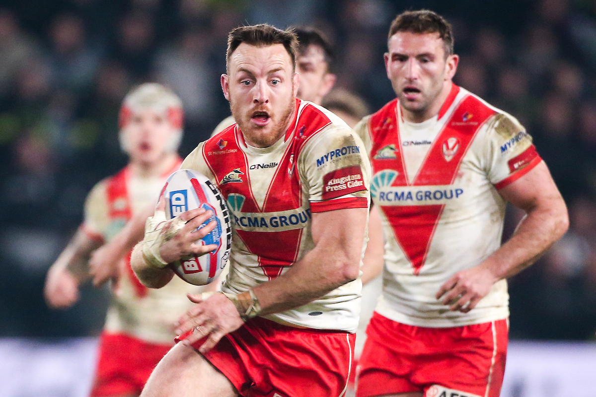 Roby is a mainstay in the St Helens side