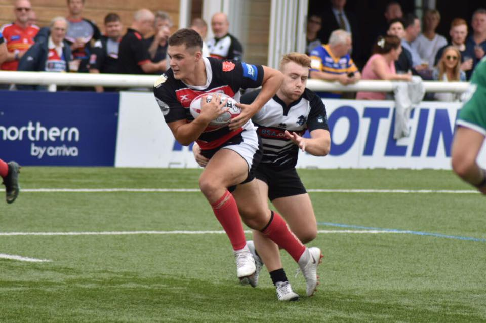 Cameron Scott has become the latest player to make the step up from the City of Hull Academy to Super League in 2018.