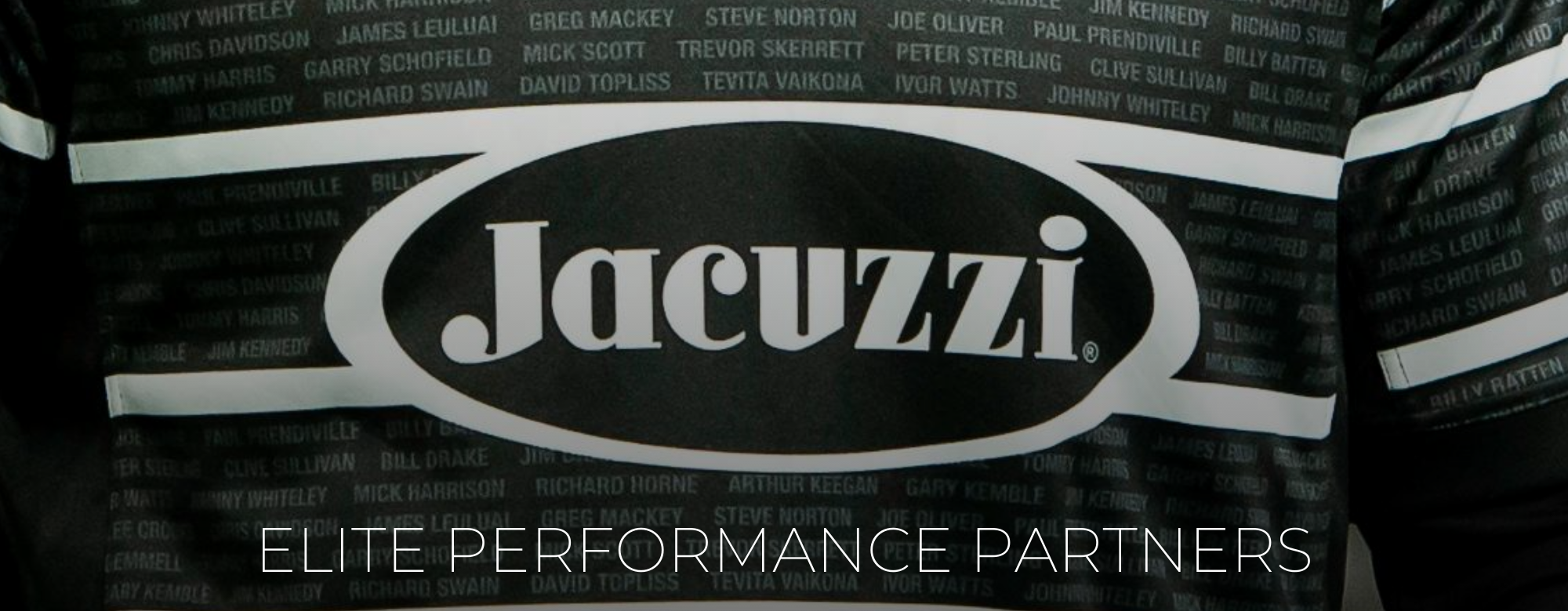 Jacuzzi: Elite Performance Partner