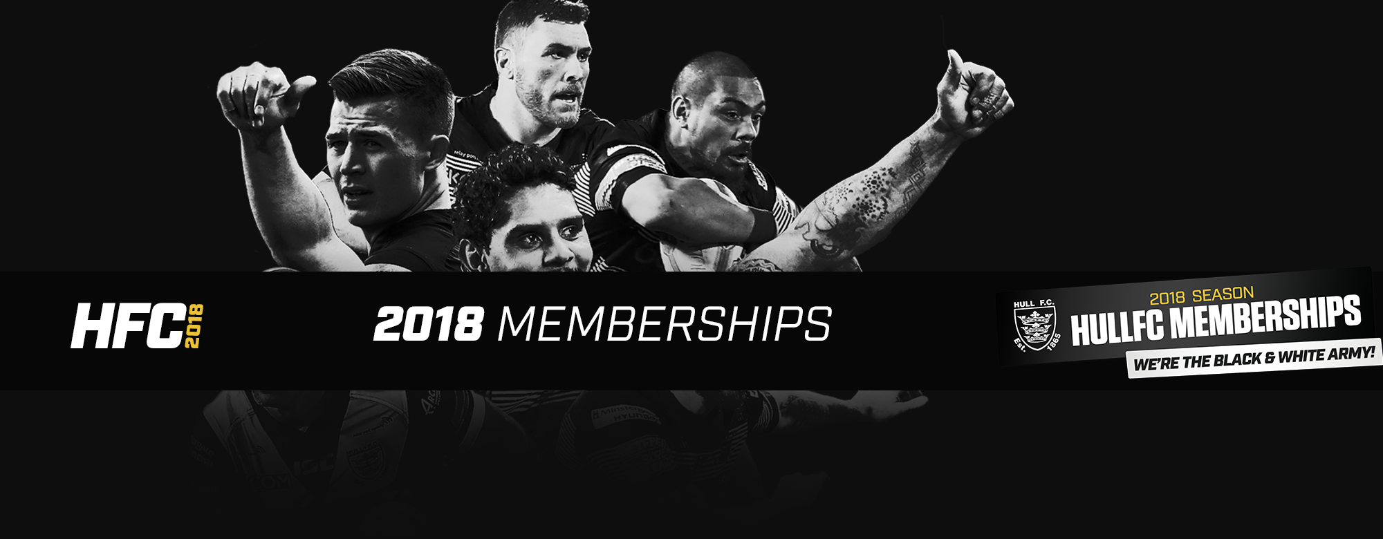 2018 Memberships on Sale Now!