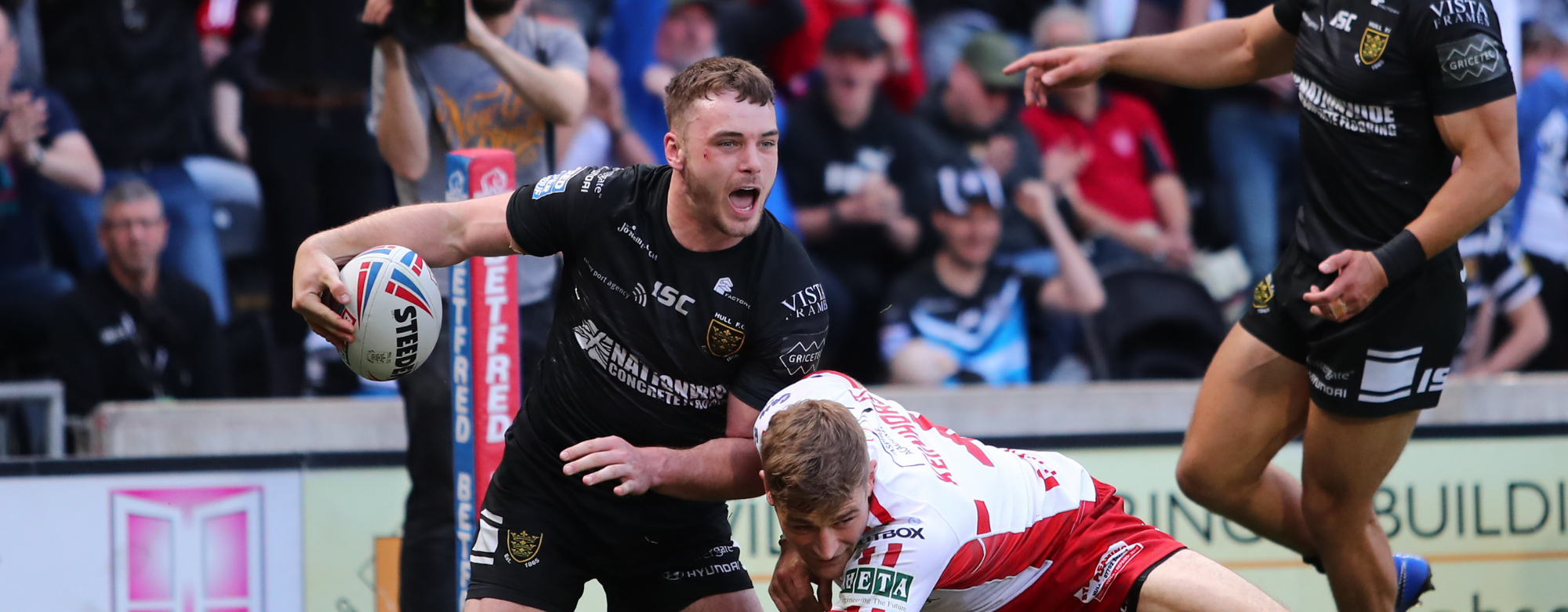 Black & Whites Reclaim Bragging Rights with Record Derby Victory