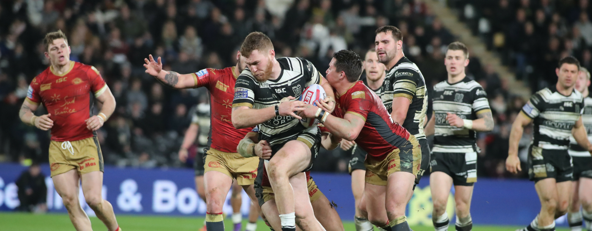 Talanoa and Griffin Braces See Hull Maintain Unbeaten Home Record