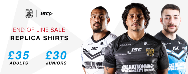 End of Season Shirt Sale