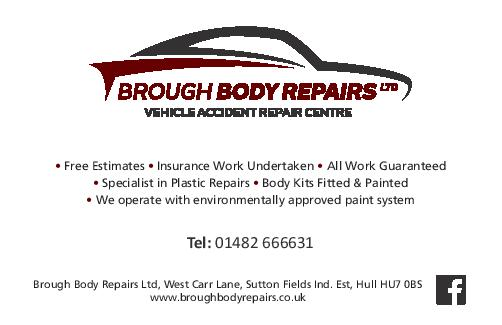 Brough Body Repairs
