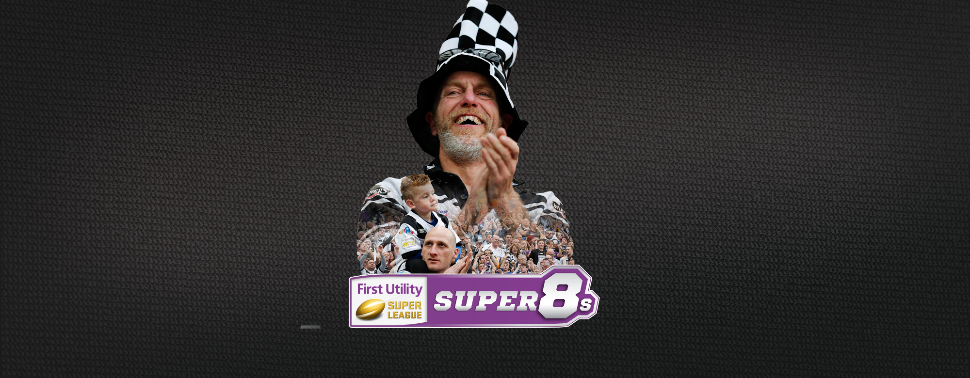 Be part of it! Super8s four game ticket bundle!