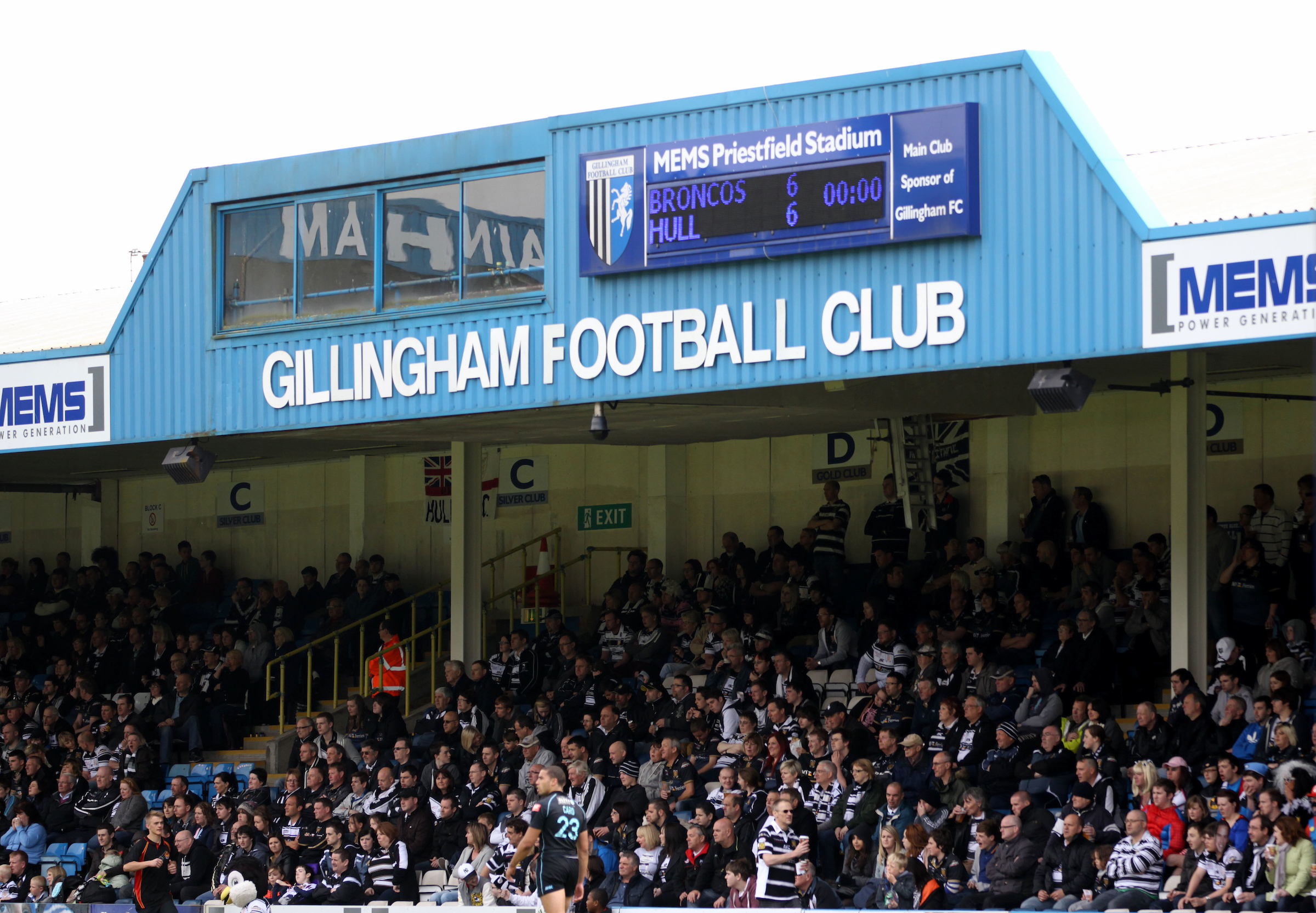 Hull FC went on tour to Gillingham!