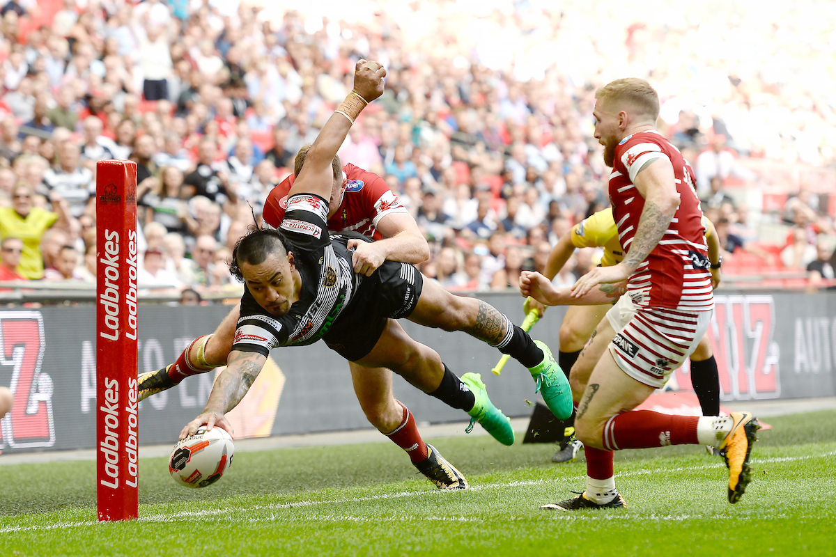 Hull FC v Wigan Warriors