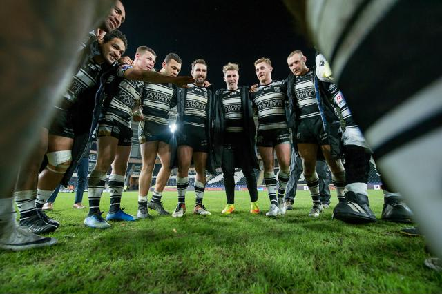 Hull FC have been one of the sport's biggest club's for over 150 years, with a rich heritage of successes and memorable players.