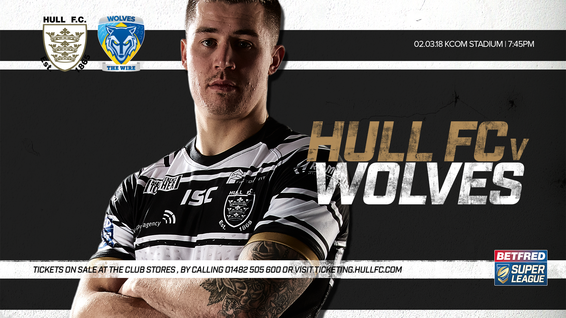 Hull V Warrington