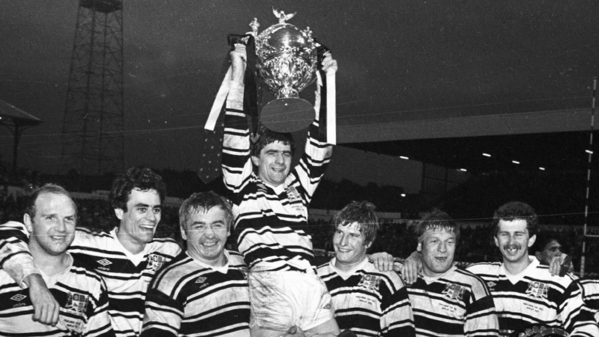 Challenge Cup number two would come in 1982, as the Black & Whites defeated Widnes in a replay at Headingley Stadium.