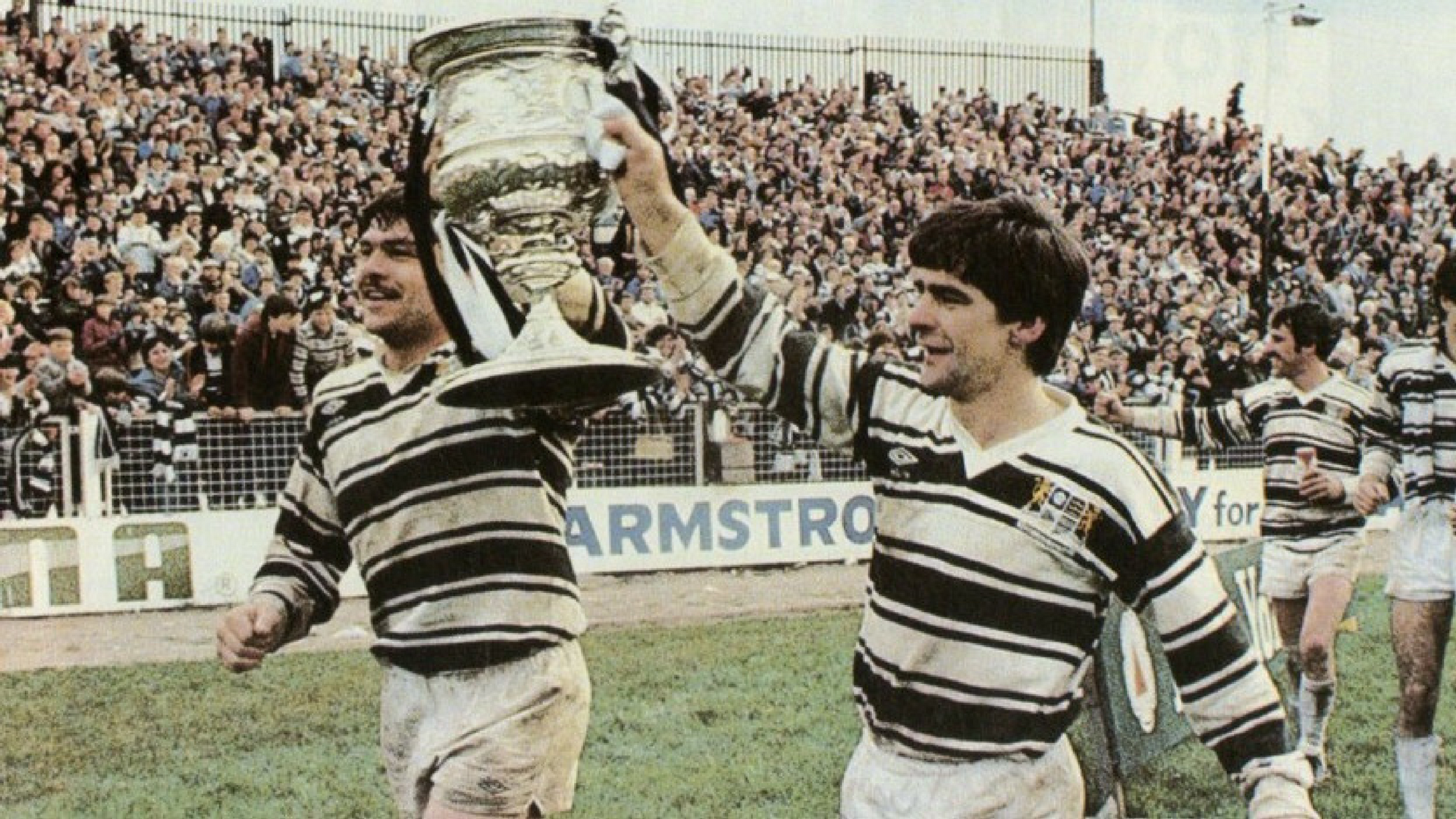 Hull were last crowned league title winners in 1982/83.