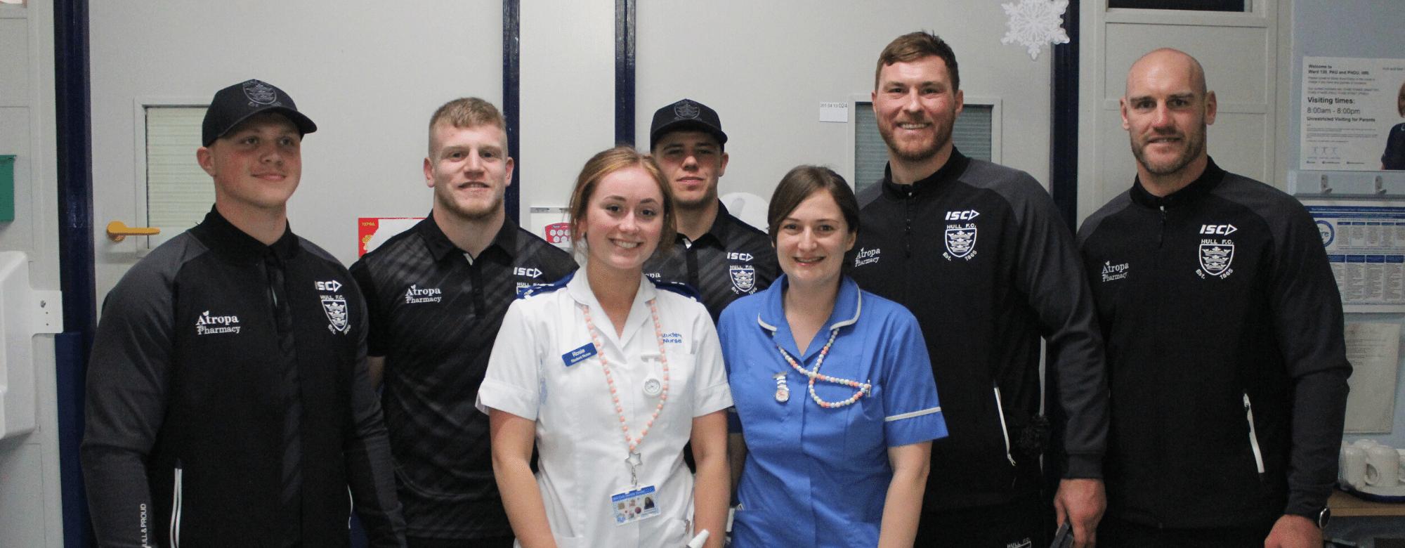 This Week's Hull FC Key-Worker Heroes