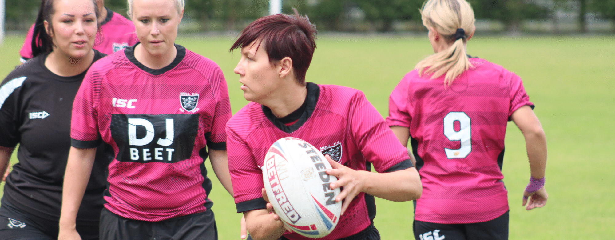 Hull FC Women's Players In Focus: Helen Needham