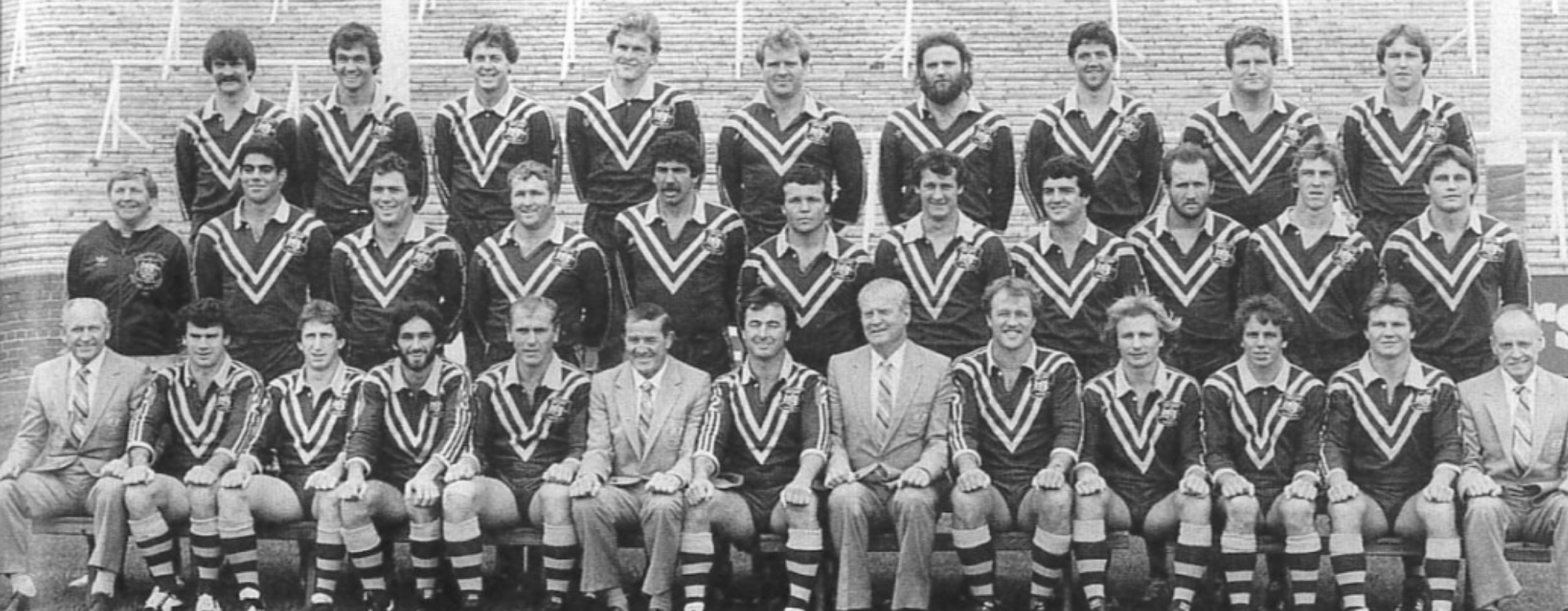 When Hull Faced Australia At The Boulevard In 1982