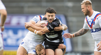 Castleford Performance Needs To Be Repeated, Says Connor