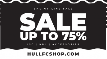 Up To 75% Off In End Of Line Sale!