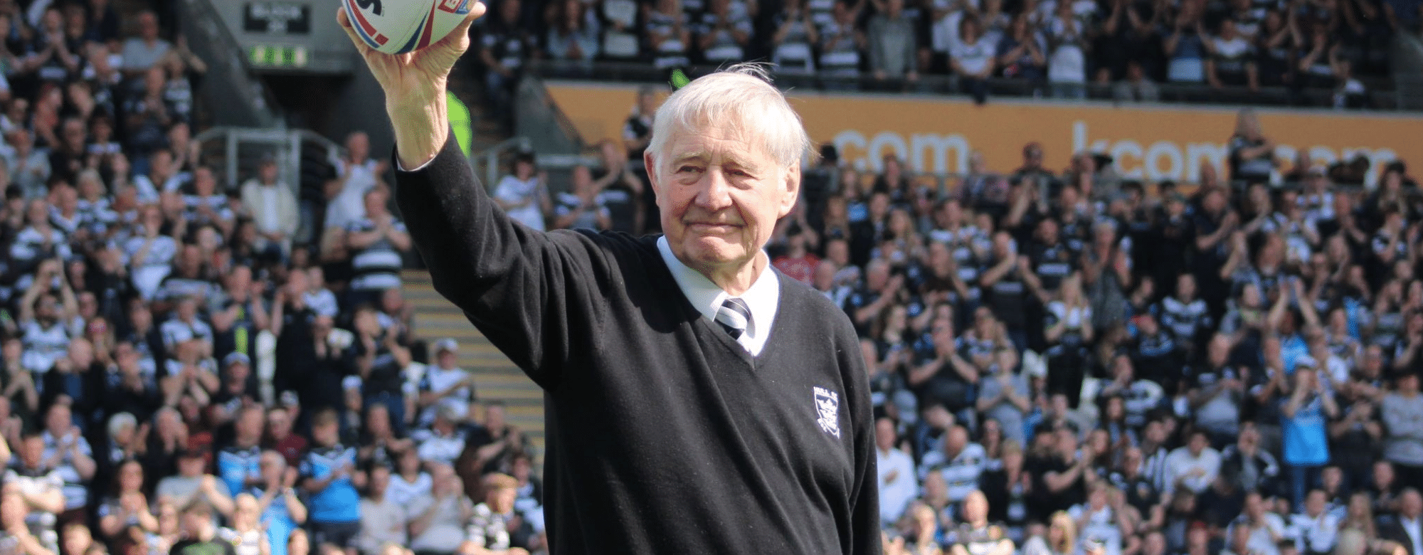 The Remarkable Playing & Coaching Career of Johnny Whiteley MBE