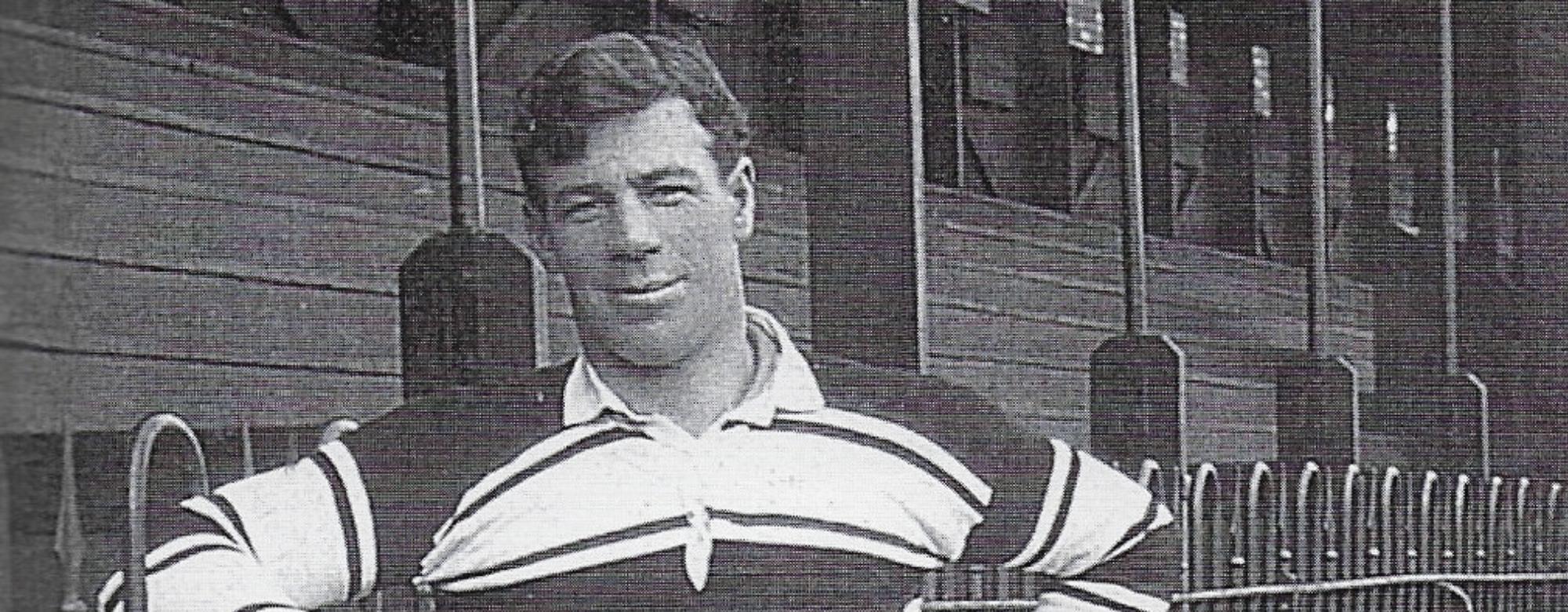 Rugby League Icons: Herbert Gilbert