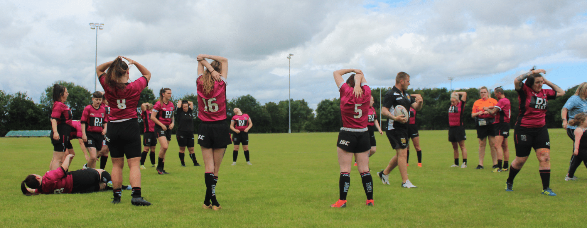 Girls Training Sessions Return Next Month
