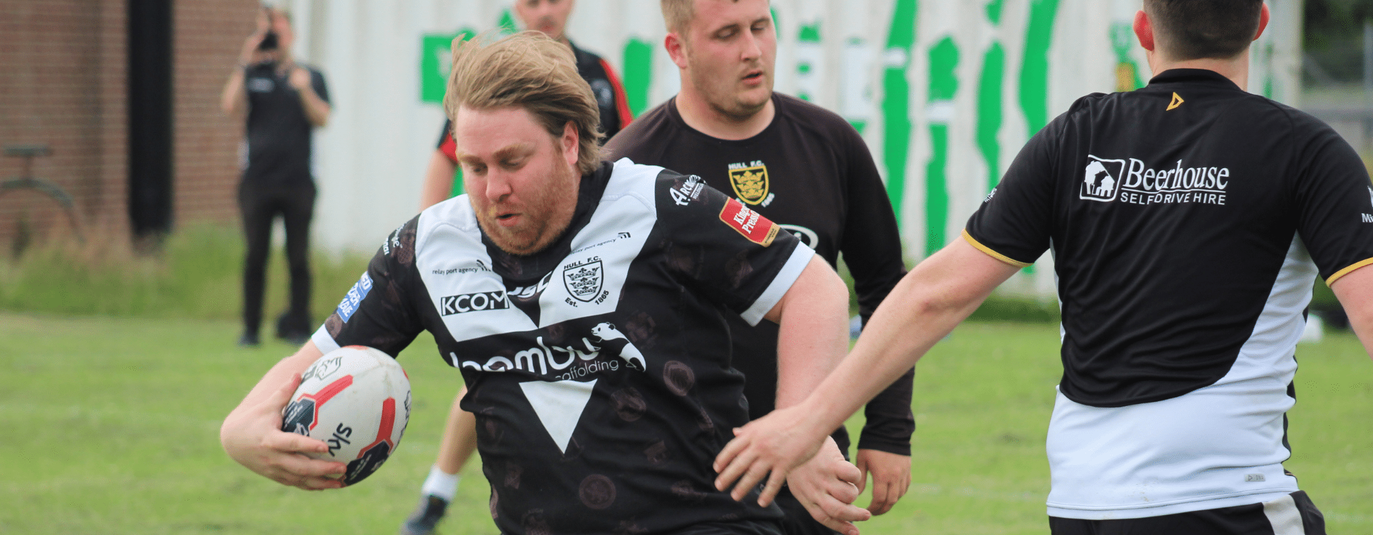 Touch Rugby League Returns For Spring Next Week