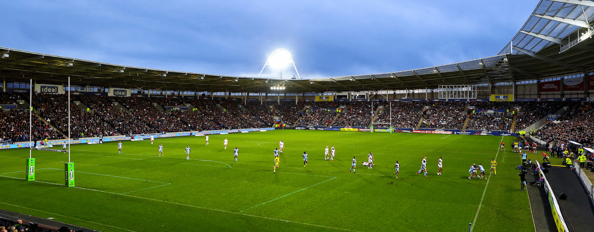 RLWC2021 Tickets On General Sale With 200 Days To Go!