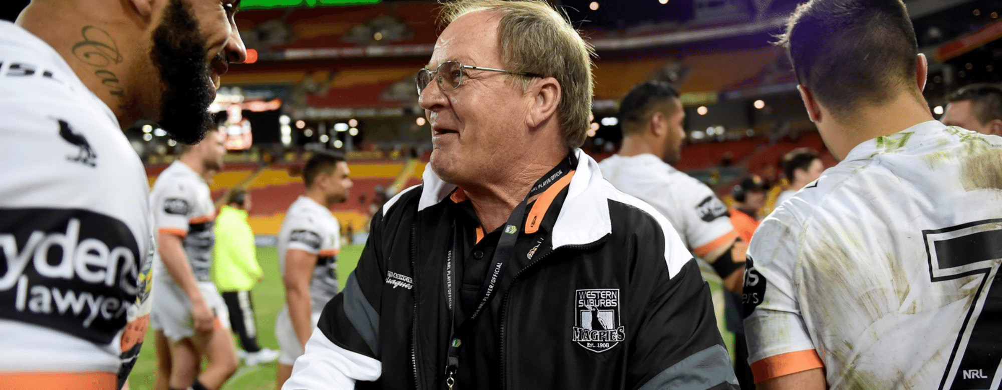 Hodgson Reflects On Passing Of Australia & NSW Legend Tommy Raudonikis