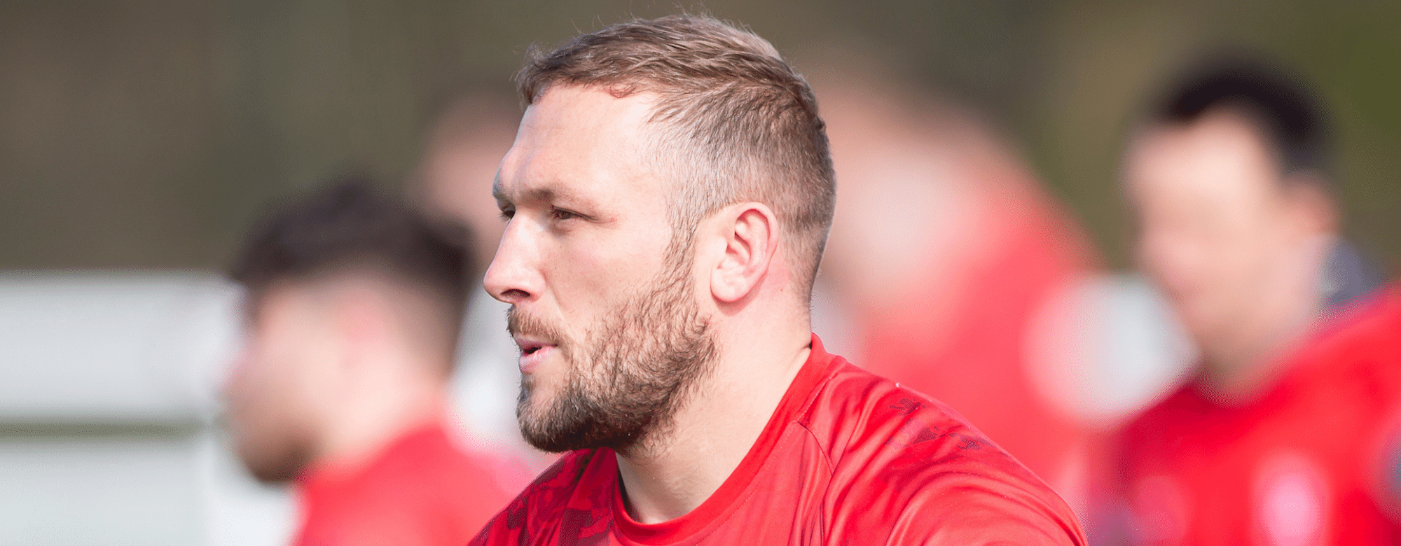 Griffin On England Training & Warrington Challenge