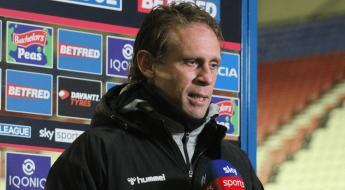 Hodgson Previews Rhinos Clash