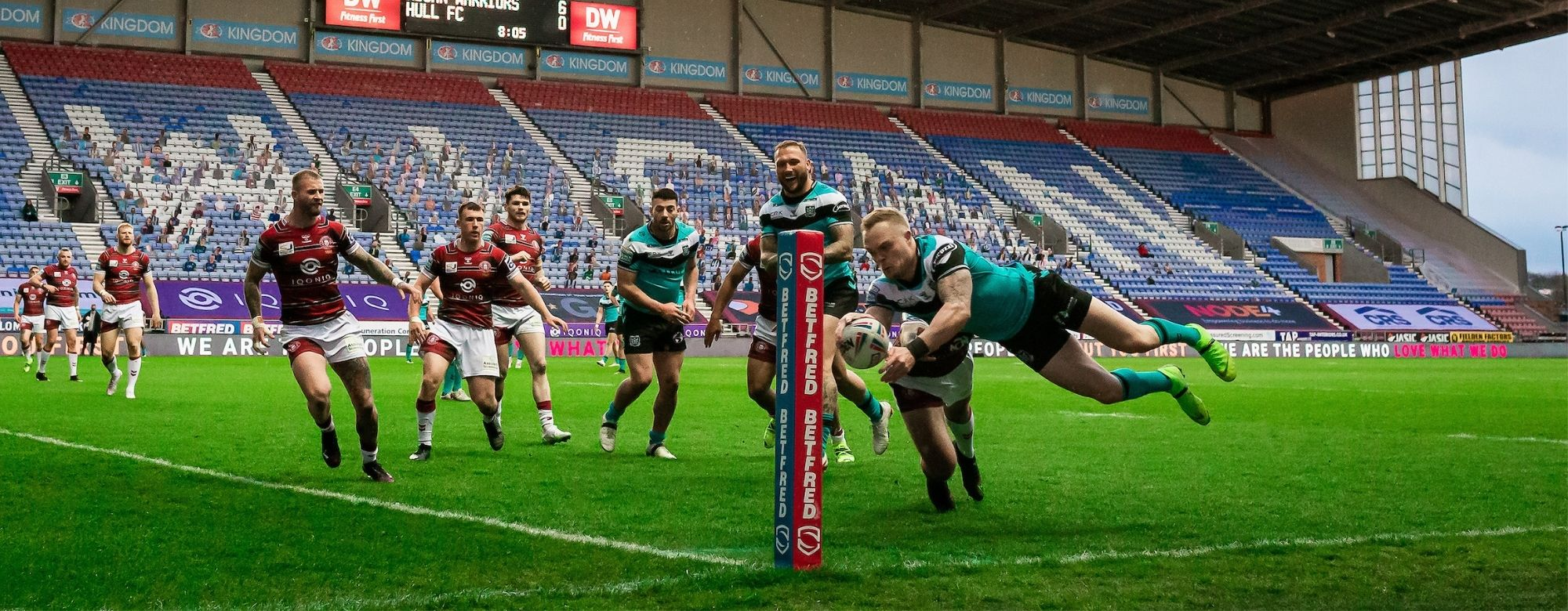 Match Report: Warriors 16-14 Hull