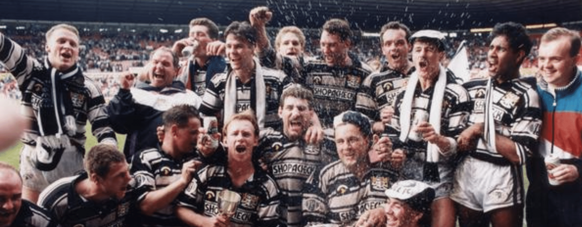 Hull's 1991 Premiership Final Victory, 30 Years Ago Today!