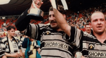 Harrison Recalls 1991 Premiership Final Victory