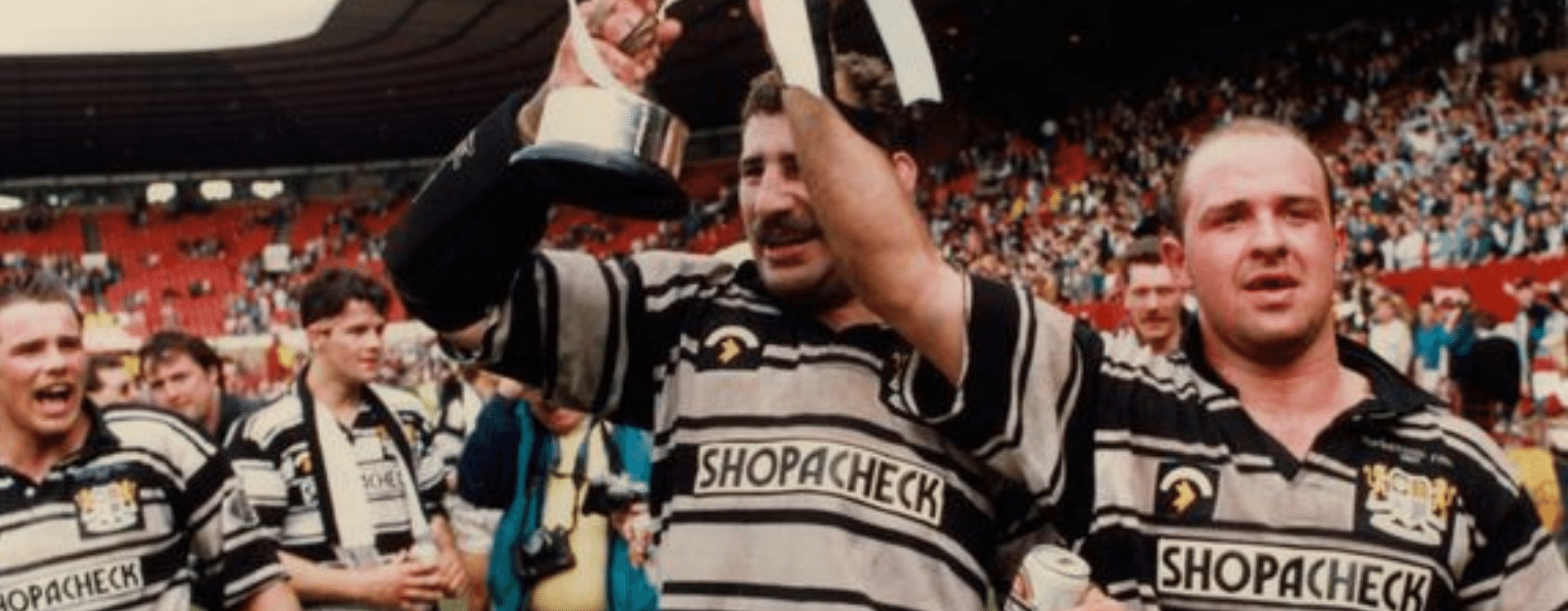 Harrison Recalls 1991 Premiership Final Victory