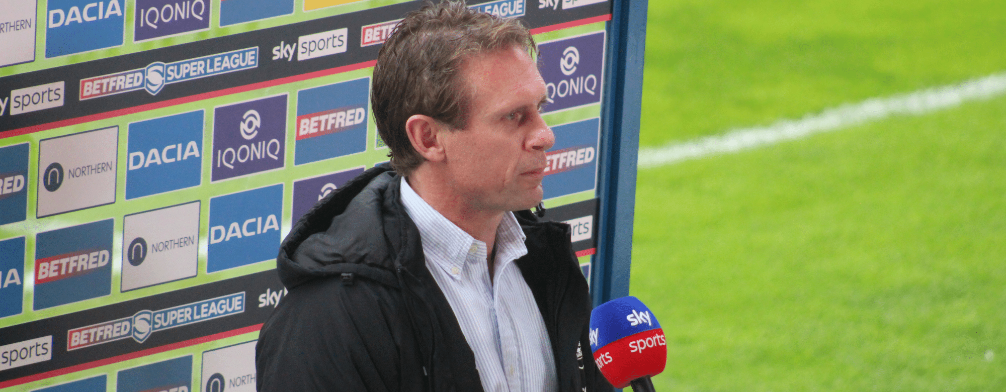 Hodgson Names Squad For Warrington Clash