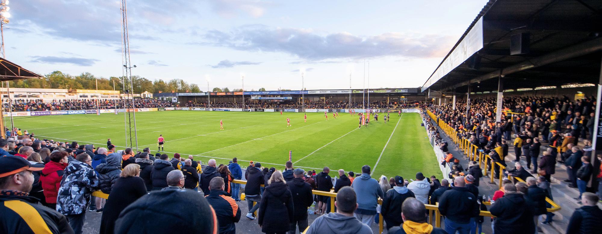 Team News: Castleford vs Hull FC