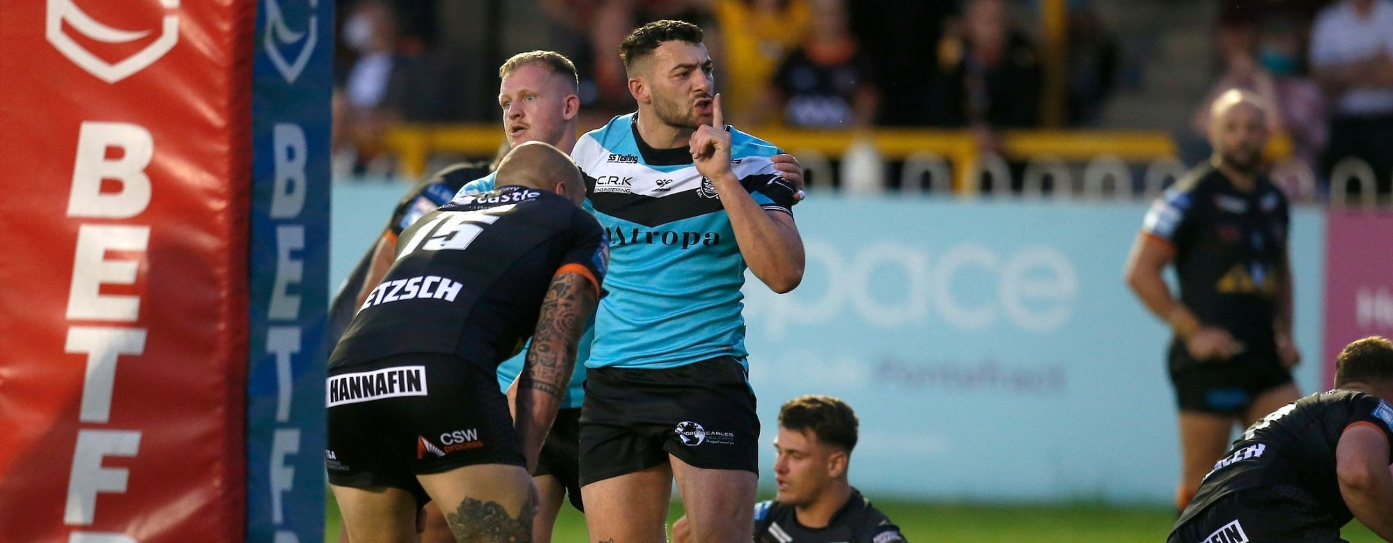 Connor: Second Half Composure Key For Hull