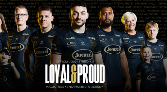 Loyal&Proud: Members Magic Jersey Launched!