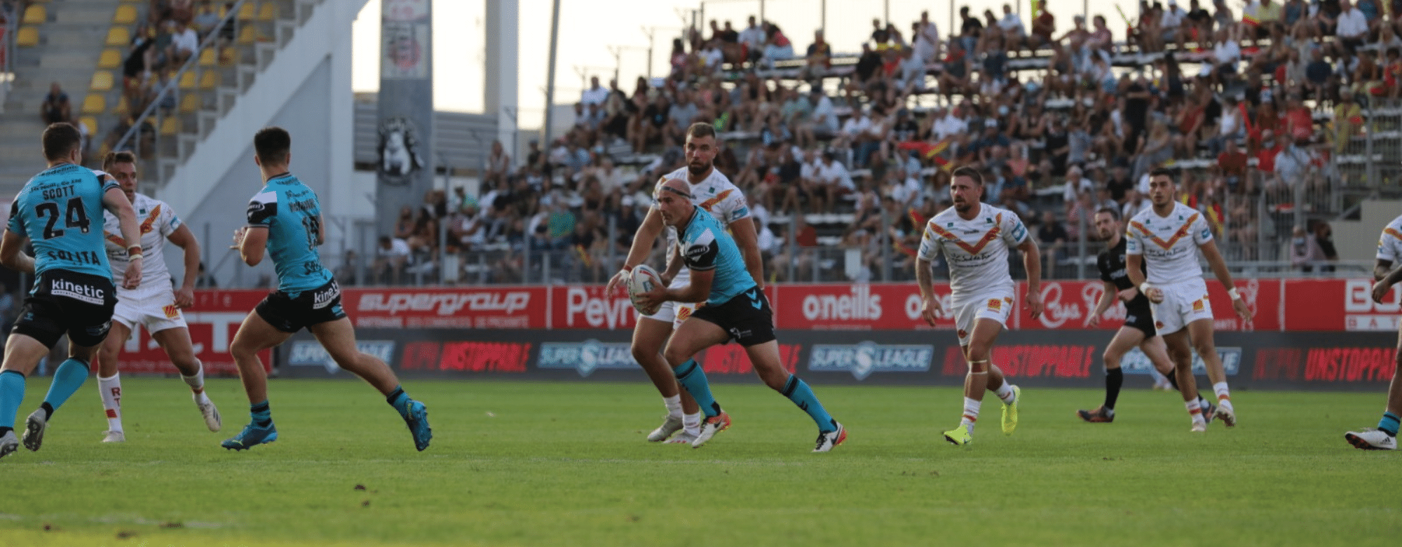 Match Report: Catalans 31-16 Hull FC