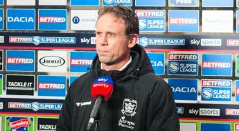 Hodgson Previews Wakefield Clash