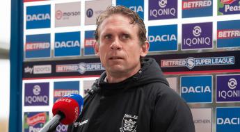 Hodgson Names Squad For Wakefield Trip