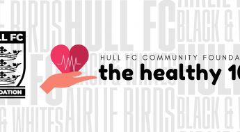 #TheHealthy100: Foundation Launch 100 Day Fitness Campaign