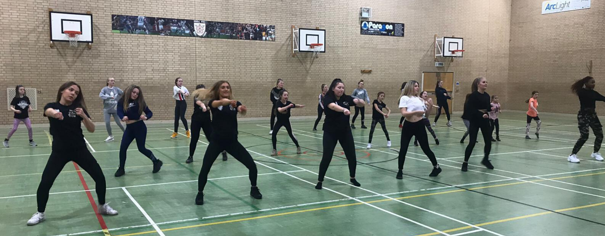 Foundation Launch New Dance & Cheerleading Sessions, With Open Night Coming Up